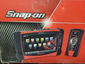 Snap On Modis Ultra Diagnostic Scanner Dom Asian Euro 16 4 Eems328 Virgin16 4