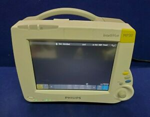 Philips Intellivue M8002a Mp30 Patient Monitor Touch Screen