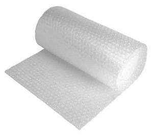 100 Feet Of 3 16in Small Bubble Cushioning Wrap Perforated Every 12 Coreless