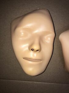 Resusci Anne Replacement Manikin Face Cpr Training Fast Shipping