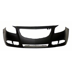 Fits 2011 2012 Buick Regal Front Bumper Cover 101 00682 Oe