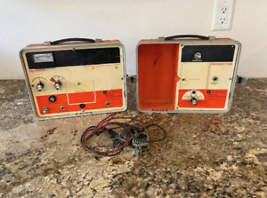 Metrotech Model 480 Pipe And Cable Locator Transmitter Receiver