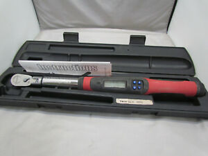 Snap On Tools Tech2fr100 3 8 Drive Techwrench Digital Torque Wrench 5 100 Ft lb
