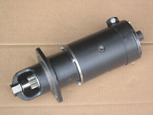 Starter For Massey Ferguson Mf To 20 To 30 To 35