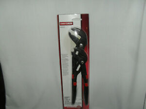 Craftsman 7 10 Ergonomic Adjustable Pliers 45433 Made In Germany Nos
