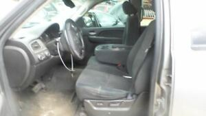 Passenger Front Seat Bucket bench Manual Cloth Fits 07 Avalanche 1500 636167