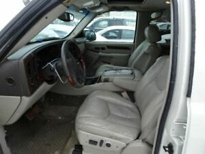 No Shipping Passenger Front Seat Bucket Bench Electric Fits 03 06 Avalanche 15