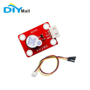 5v Active Buzzer With Terminal 2 54mm Compatible With Arduino Micro bit