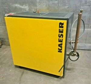 2012 Kaeser Td 61 Cycling Refrigerated Air Dryer For Rotary Screw Air Compressor