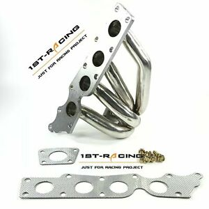 Stainless Steel Turbo Exhuast Manifold For Mazdaspeed 6 3 2007 2011 Cx7 2 3l
