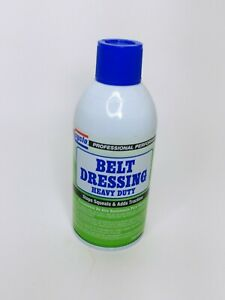Cyclo Heavy Duty Belt Dressing 8 Oz Plastic Rubber No Drying Squeals C124 6 New