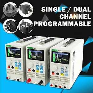 400w Single dual Channel Programmable Dc Electronic Load Tester For Charger