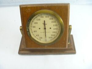 Antique Blood Pressure Monitor Tycos Sphygmomanometer Taylor Rochester As Is