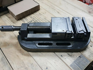 Swiss Zink Spanner Precision Vise Vice For Milling Machines 100mm 4inc