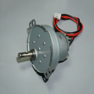 50mm Dc 5v 12v 10rpm Slow Speed Reduction Large Torque Metal Gearbox Gear Motor