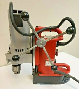 Milwaukee 4202 Electromagnetic Drill Press Variable Speed Position Magnetic
