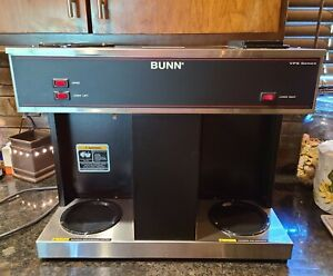 Bunn Vps 12 cup Pour Over Commercial Coffee Brewer Maker 3 Warmers Clean
