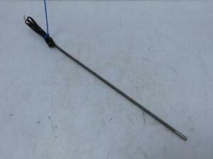 Type J Industrial Thermocouple Probe 19 1 4 Long T139745