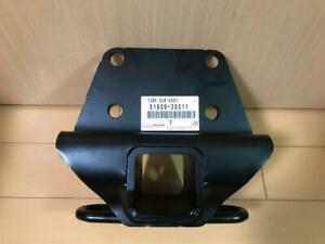 Toyota Genuine 4runner 03 21 Hitch Plate Trailer Hitch Tube Sub Assembly Pintl