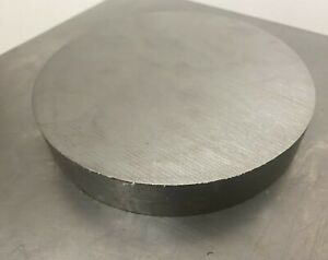 4130 Steel Round Bar Stock 6 In Diameter X 1 Thick aircraft Quality