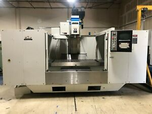 1996 Fadal Cnc Vertical 60 x30 Mill W Ct 40 Spindle
