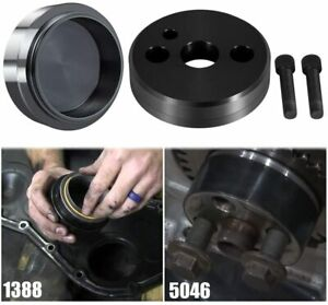 Front Cover Crankshaft Seal And Wear Sleeve Installer Tool For Cummins 5 9l 6 7l