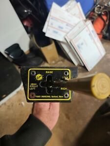Old Fisher Snow Plow Cable Controller Joystick W Cables 33inch