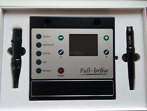 New Full brow Tattoo Machine With 2 Heads For Easier Work