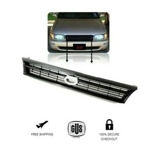 For Toyota Corolla 93 97 Front Upper Grille Jdm Style Ae100 Ae10 Matte Black