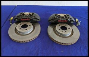 2015 2021 Ford Mustang 6 Piston Performance Pack Brembo Brakes Caliper Front