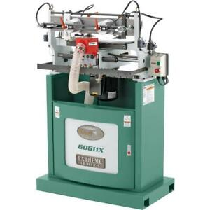 Grizzly G0611x 16 1 2 Extreme Series Dovetail Machine