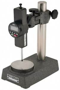 Spi Meehanite Cast Iron Rectangular Base Comparator Gage Stand
