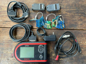 Snap On Tools Ethos Scan Tool Eesc312 With Extras 9 2 Software