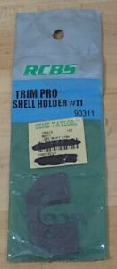 RCBS Trim Pro Shell Holder #11 90311 NOS no package $10.49