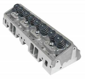 Trick Flow Dhc Cylinder Head 175cc Intake Runner Aluminum Sbc 60cc Chambers New
