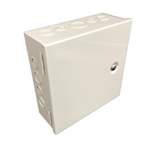 Sheet Metal Wires Junction Box Electrical Enclosure Hinged Cover