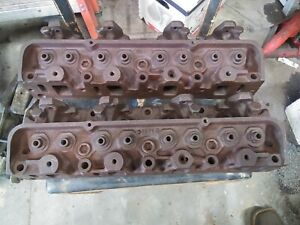 2 Ford 390 Gt Heads Used