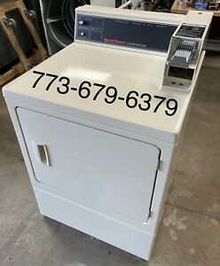 Speed Queen Commercial Electric Dryer Coin Operated