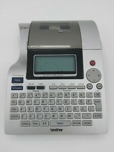 Brother P touch Electronic Labeling System Pt2700 W tape Preowned
