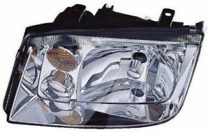 Depo 341 1106l Volkswagen Jetta Driver Side Replacement Headlight Assembly