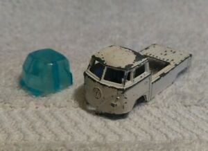 Vintage Husky 1 64 Volkswagen Pickup Replacement Parts Body And Glass