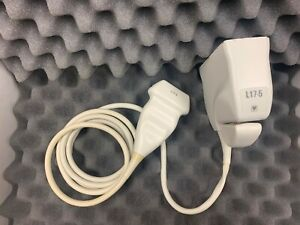 Used Philips L17 5 Linear Array Ultrasound Probe Transducer