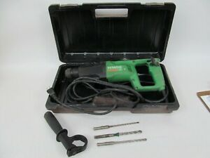 Hitachi Dh 24pe 15 16ths Sds Rotary Hammer Drill Electric Corded