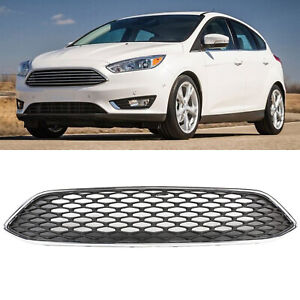 New Front Radiator Grille Grill For Ford Focus 2015 2016 2017 2018