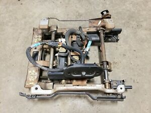 1999 2004 Ford Mustang Gt Cobra Power Seat Track Driver Side Left Assembly