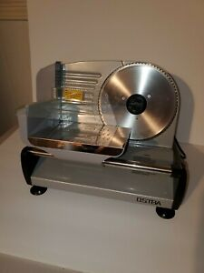 Segawe 7 5 Commercial Stainless Steel Semi auto Meat Slicer H011576a