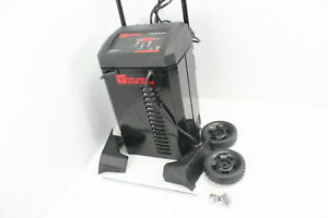 See Notes Schumacher Battery Charger W Engine Starter Maintainer 250a 50a 6v 12v
