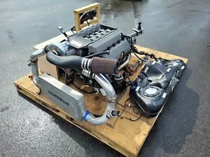 26k Vortech Supercharged 2015 2017 Ford Mustang Gt 5 0 Engine 6mt Manual Kit