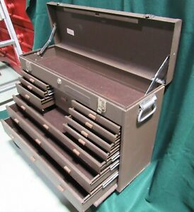 Kennedy 52611 11 Drawer Tool Chest Top Chest