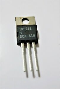 New Rca N channel Irf511 Mosfet Power Transistor Qty 97